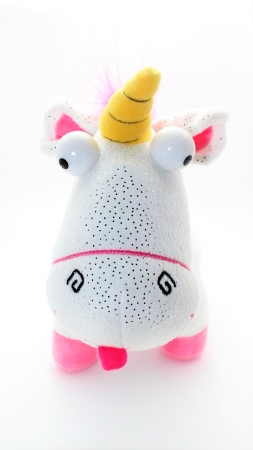 Fluffy Unicorn Despicable Me1