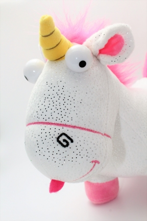 Fluffy Unicorn Despicable Me
