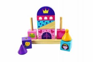 Castelul Printesei joc de stivuire