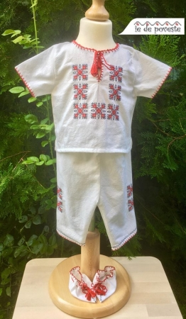Costum traditional Vladimir1