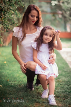Set rochite mama fiica- Hora fetelor3