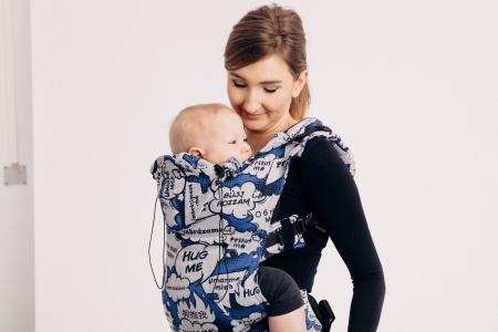 SSC LennyGo Hug Me Blue- Baby Size