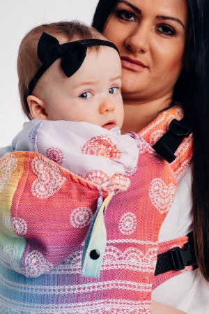SSC LennyGo Rainbow Lace- Baby Size -4