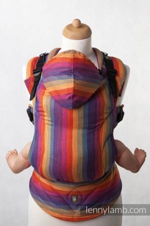 SSC LennyLamb Sunset Rainbow- Wrap conversion bumbac bambus- Baby Size