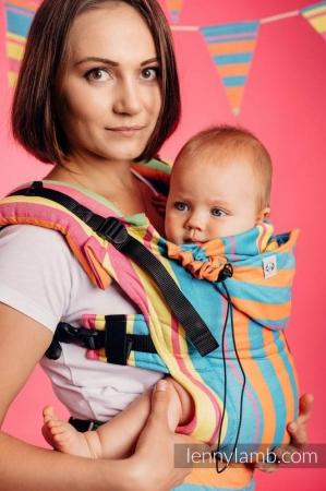 SSC LennyLamb- Wrap Conversion Pinacolada- Baby Size1