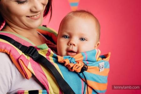SSC LennyLamb- Wrap Conversion Pinacolada- Baby Size2