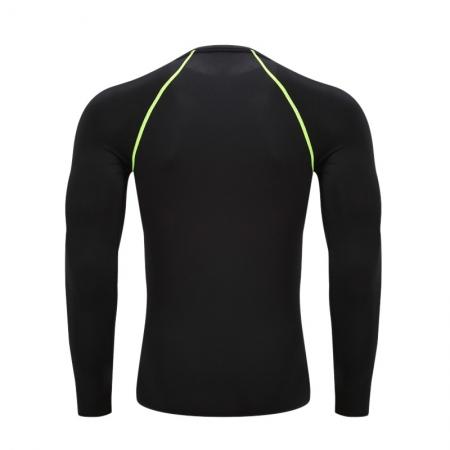 Bluză corp LAZO THERMAL, Negru