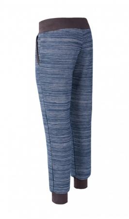 Pantalon Damă LAZO EASY & SPORT ANA Albastru cu Negru
