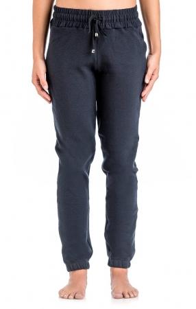 Pantalon Damă LAZO MISS JOGGER, Black