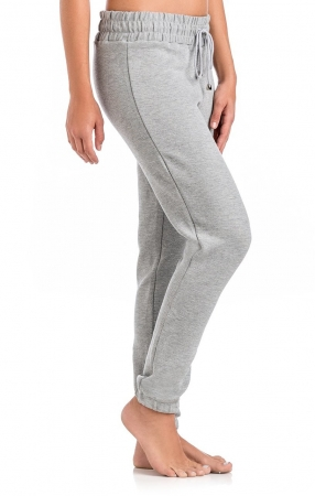 Pantalon Damă LAZO MISS JOGGER, Gray