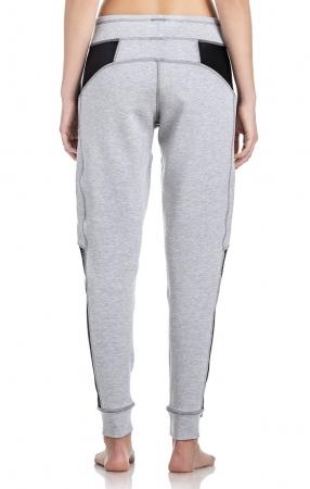 Pantalon Damă Lazo Relax, Gri