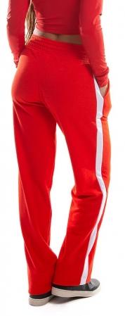 Pantalon Damă MISS LAZO IN RED1