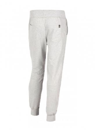 Pantaloni Bărbați LAZO BIKER STYLE FIT Gri2