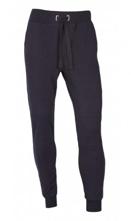 Pantaloni LAZO BIKER STYLE, Bleumarin