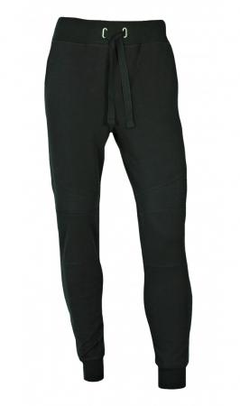 Pantaloni LAZO BIKER STYLE, Negru
