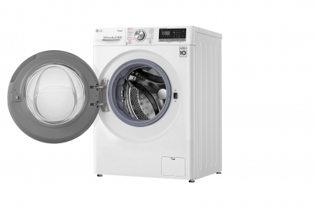 Masina de spalat rufe LG F4WN609S1, 9 Kg, 1400RPM, clasa A+++9
