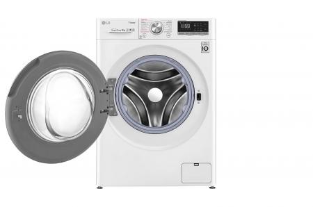 Masina de spalat rufe LG F4WN609S1, 9 Kg, 1400RPM, clasa A+++1