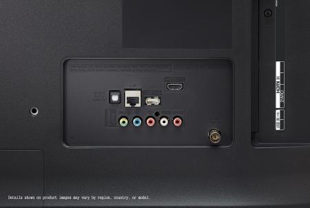 Televizor LED Smart LG, 108 cm, 43UM7450PLA, 4K Ultra HD8