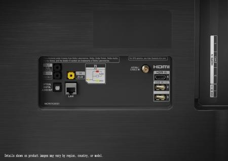 Televizor OLED Smart LG, 139 cm, OLED55C9PLA9
