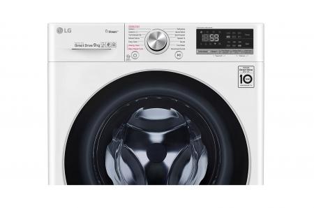 Masina de spalat rufe LG F4WN609S1, 9 Kg, 1400RPM, clasa A+++3
