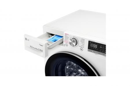 Masina de spalat rufe LG F4WN609S1, 9 Kg, 1400RPM, clasa A+++4