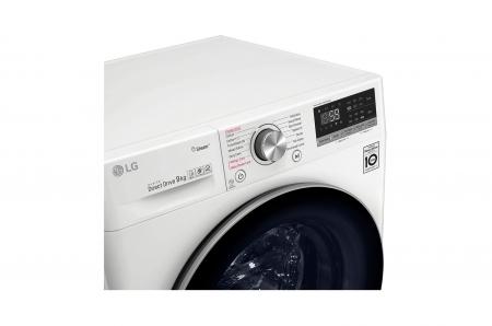 Masina de spalat rufe LG F4WN609S1, 9 Kg, 1400RPM, clasa A+++6