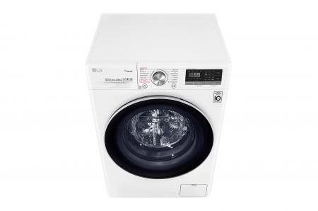 Masina de spalat rufe LG F4WN609S1, 9 Kg, 1400RPM, clasa A+++7