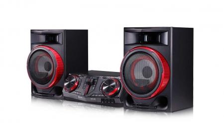 Sistem audio LG CJ87, 2350W