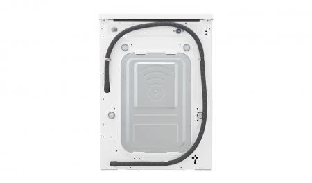 Masina de spalat rufe cu uscator LG F2J6HM0W, 1200 RPM, 7/4, Slim
