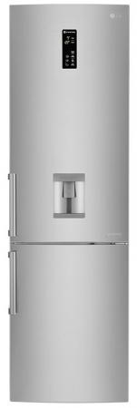 Combina frigorifica LG GBF60NSFZB, Full No Frost, 339 l, A++, H 201 cm