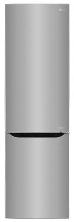 Combina frigorifica LG GBP20PZCZS, No Frost, 343 Litri, Clasa A++