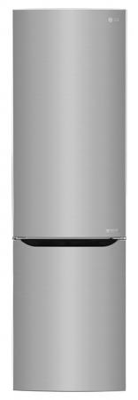 Combina frigorifica LG GBP20PZCFS, No Frost, 343 Litri, Clasa A+++