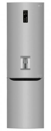 Combina frigorifica LG GBF60PZFZS, 339 l, 201 cm, A++