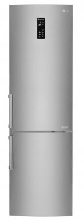 Combina frigorifica LG GBB60SAFFB, 343 l, H 201 cm, Clasa A+++