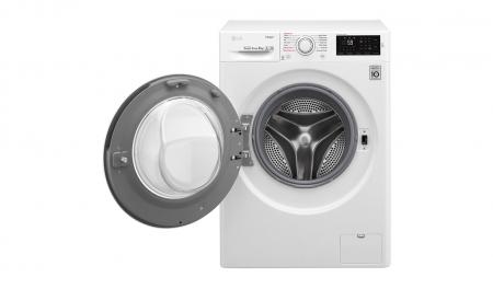 Masina de spalat rufe LG F4J6TY0W, Direct Drive, 8 kg, Clasa A+++1