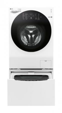 Masina de spalat rufe LG FH4WM12TWIN