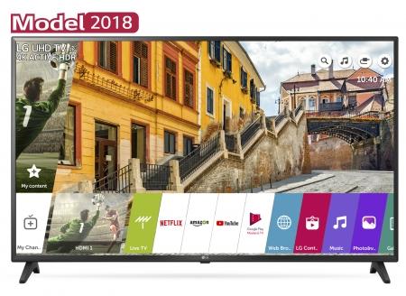 Televizor LED LG 190 cm, 75UK6200PLB0