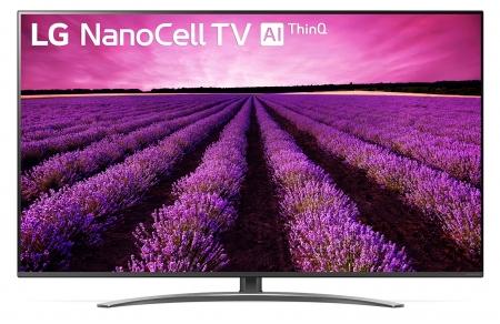 Televizor LED Smart LG, 123 cm, 49SM8200PLA, 4K Ultra HD0
