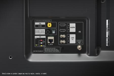 Televizor LED Smart LG, 164 cm, 65SM8200PLA, 4K Ultra HD8