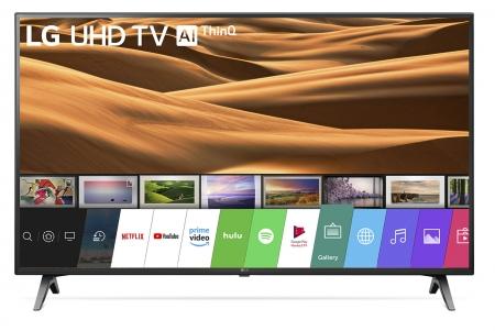 Televizor LED Smart LG, 139 cm, 55UM7100PLB, 4K Ultra HD0