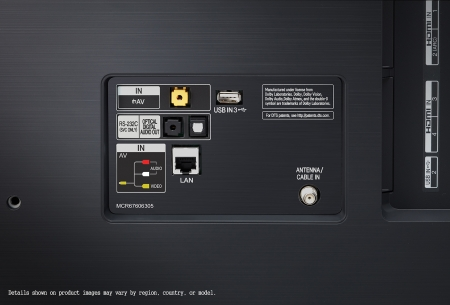Televizor LED Smart LG, 139 cm, 55SM9800PLA, 4K Ultra HD8