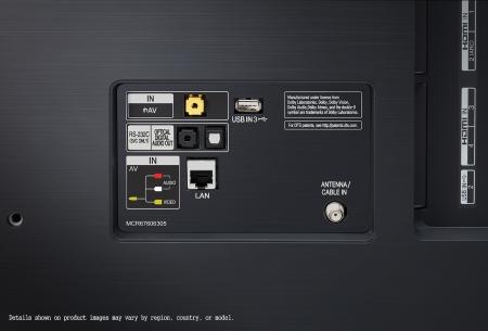 Televizor LED Smart LG, 164 cm, 65SM9800PLA, 4K Ultra HD8