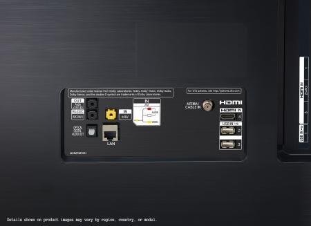 Televizor OLED Smart LG, 139 cm, OLED55B9PLA9