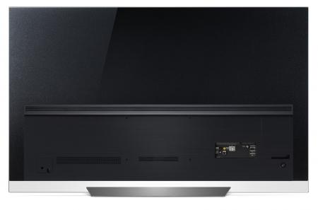 Televizor OLED Smart LG, 139 cm, OLED55E8PLA