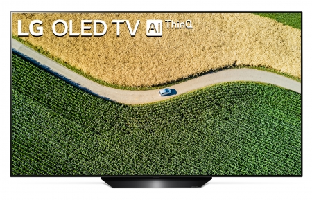 Televizor OLED Smart LG, 165 cm, OLED65B9PLA0
