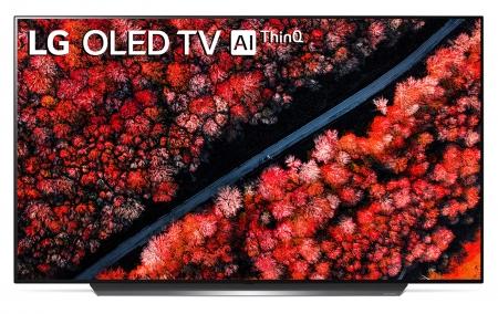 Televizor OLED Smart LG, 195 cm, OLED77C9PLA0
