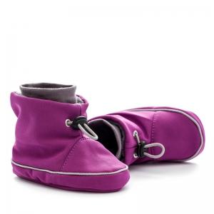 Cizme la purtat Liliputi® - Violet-Grey