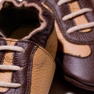 Pantofi cu talpă moale Liliputi® - Brown Sport