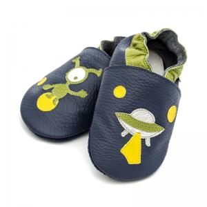 Pantofi cu talpă moale Liliputi® - Ufo