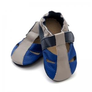 Sandale cu talpă moale Liliputi® - Atacama Navy